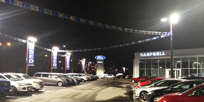 Campbell Ford Ottawa Jsb Lighting Solutions